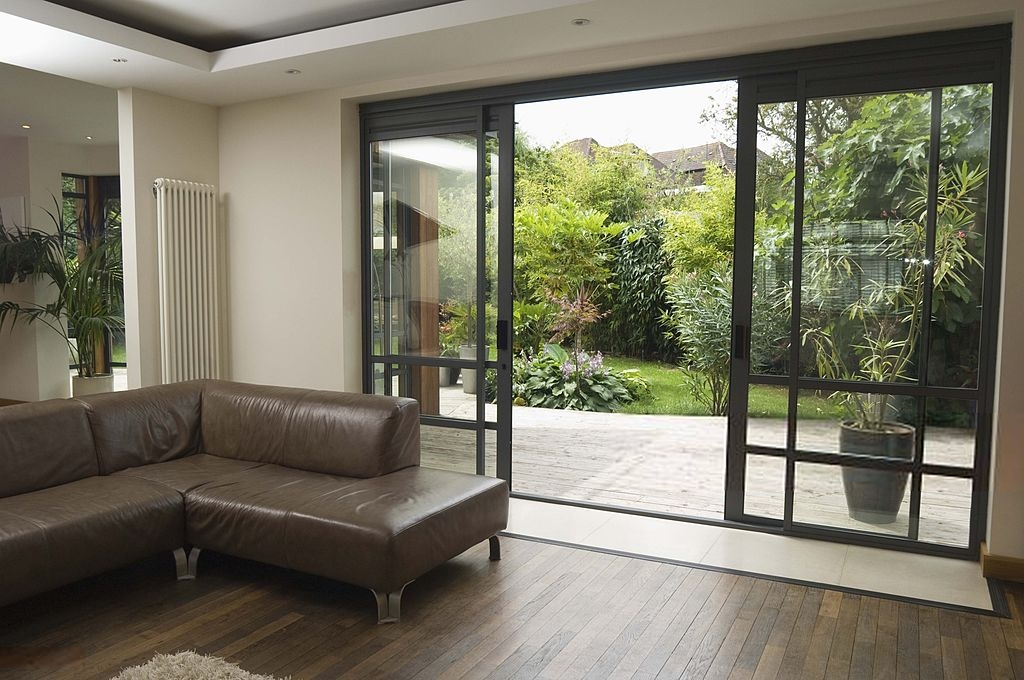 Can You Open Up Your Wall To Install A Patio Door?