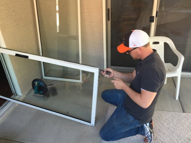 sliding door replacement Fort Lauderdale